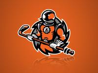 Spaceman - Orange
